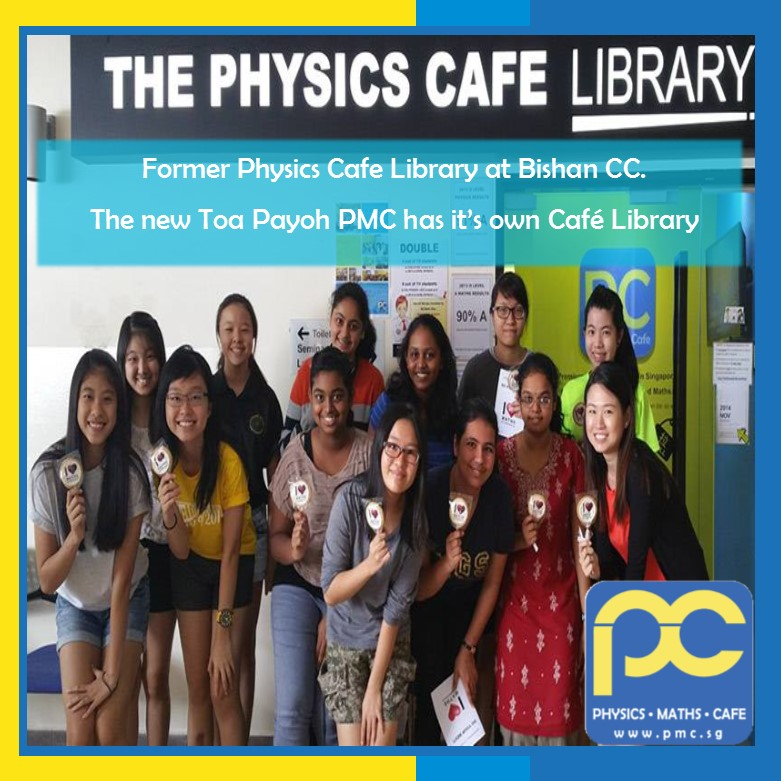 Physics Cafe Photos